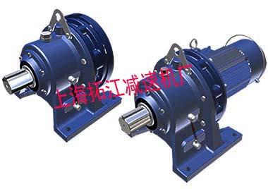 我们一般使用普通的三相异步电动机做为其输入驱动